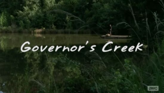 Governor's Creek