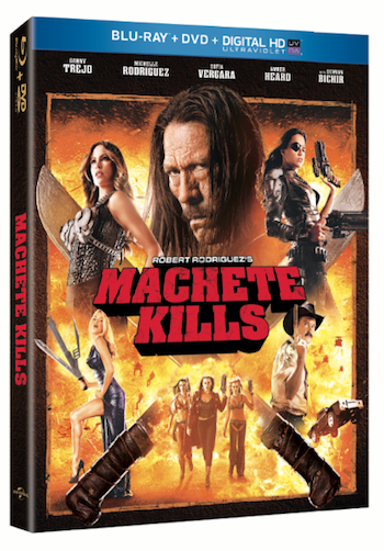 Machete Kills: Tons of New Video and Behind-the-Scenes Released