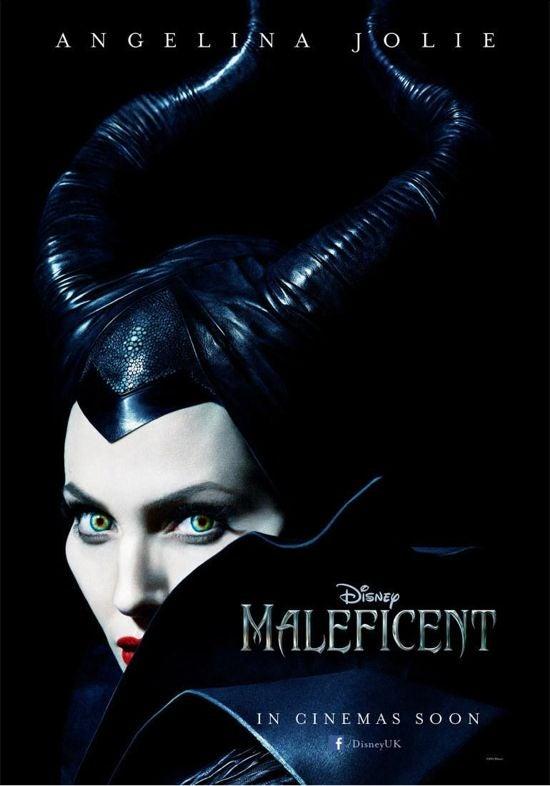 Maleficent Poster & Trailer