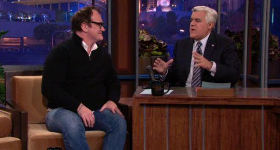 Quentin Tarantino Tonight Show