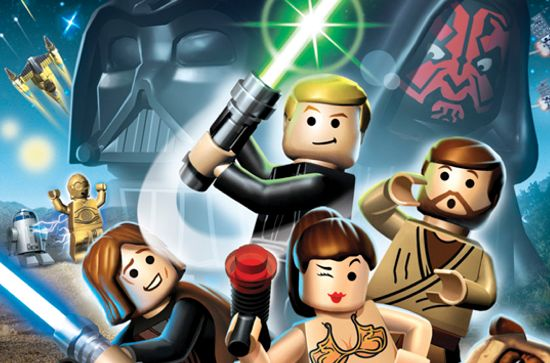 Star Wars Lego Movie