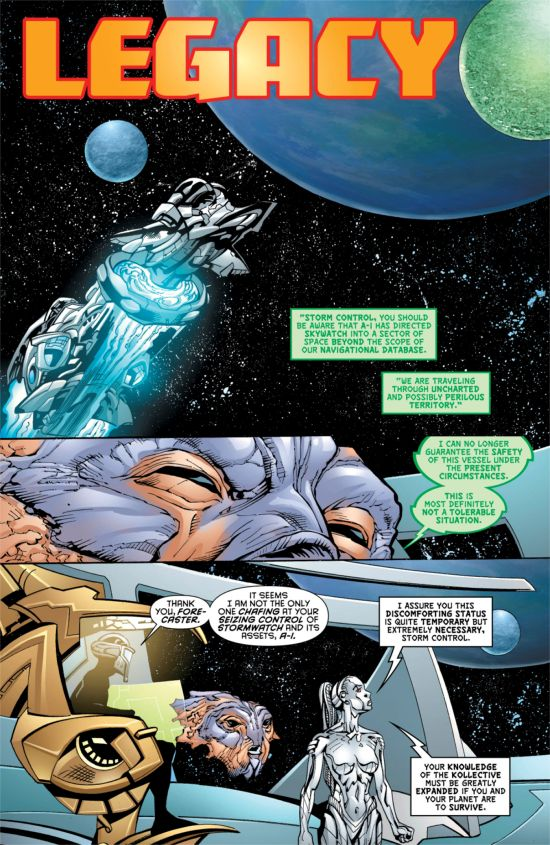 Stormwatch #26 Page 1