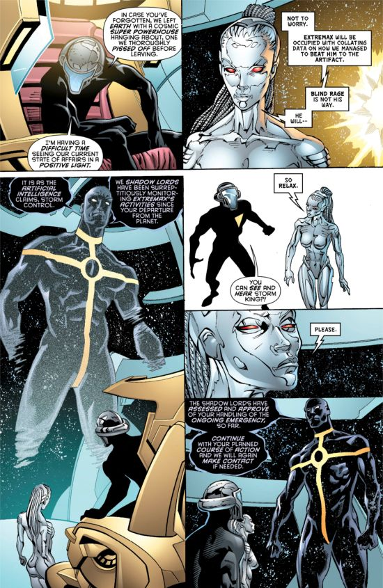 Stormwatch #26 Page 2