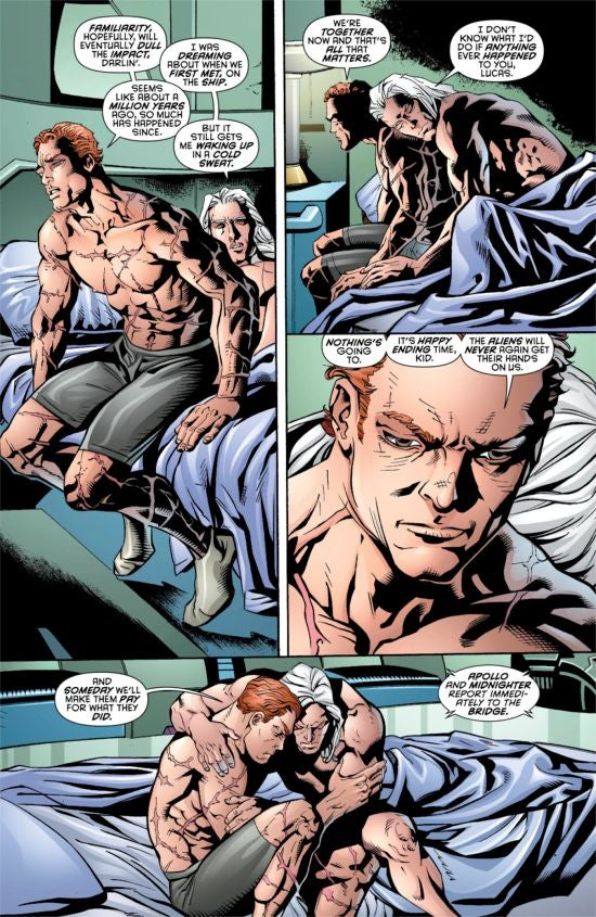 Stormwatch #26 Page 5