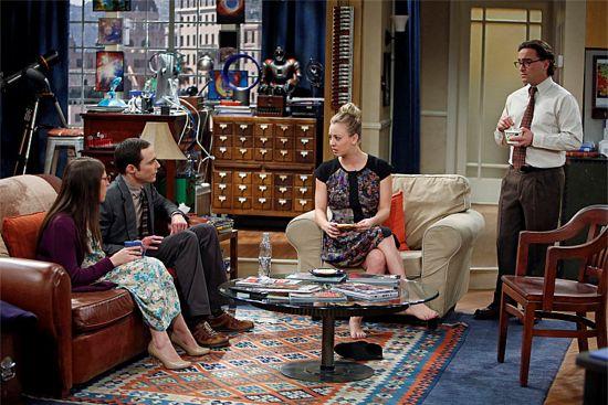 The Big Bang Theory The Thanksgiving Decoupling