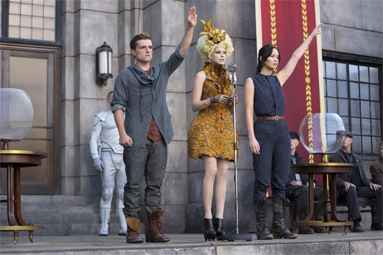 The Hunger Games Catching Fire Reviews