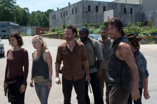 The Walking Dead Too Far Gone