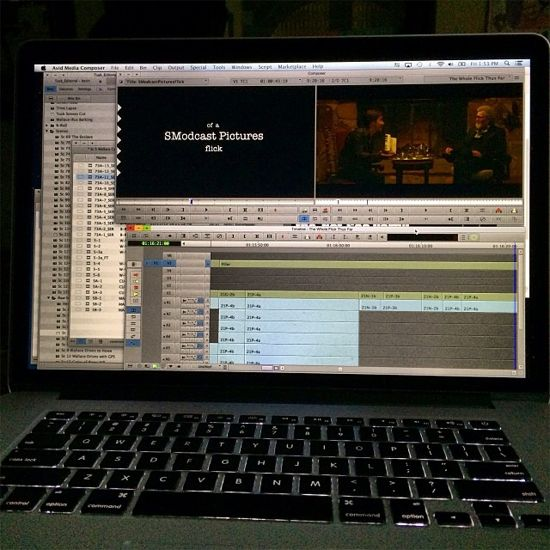 Tusk Editing Kevin Smith