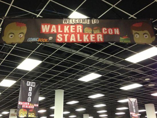 Walker Stalker Con Entrance
