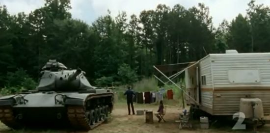 The Walking Dead Dead Weight Tank & Governor