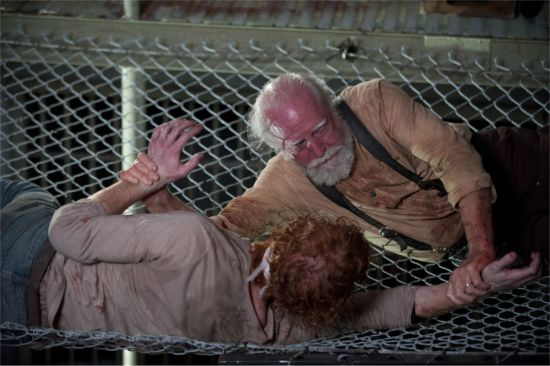 The Walking Dead Internment Hershel