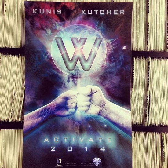 Wonder Twins Poster