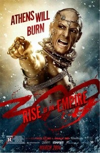 300 Rise of an Empire Xerses