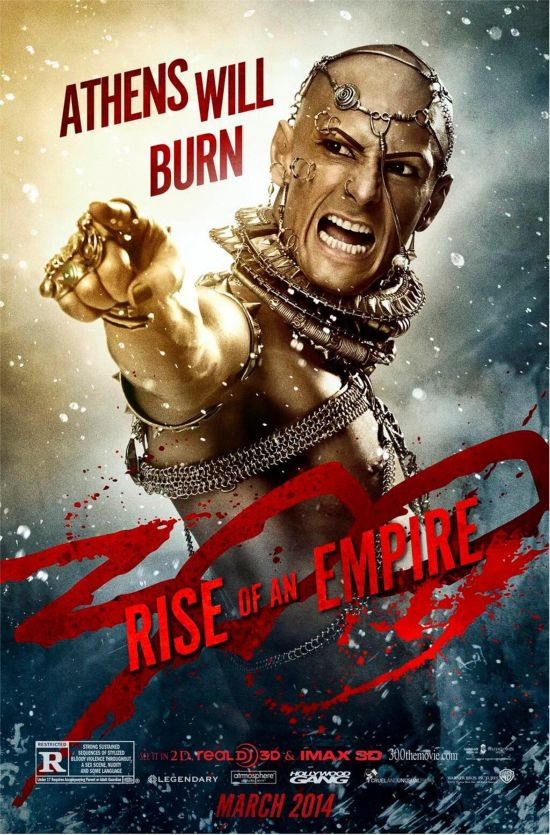 300 Rise of an Empire Xerses