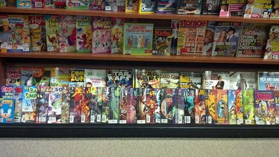Wegmans-Comics-Newsstand