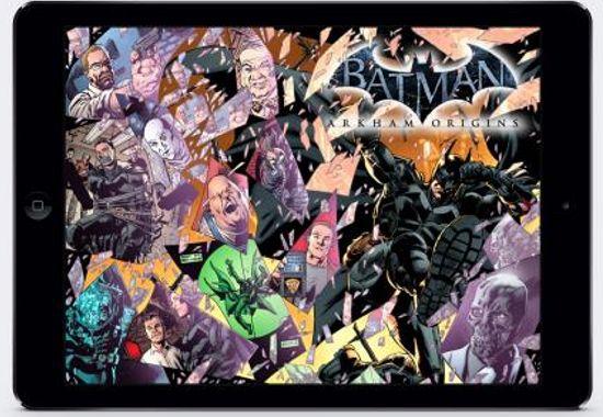 Batman Arkham Origins Graphic Novel