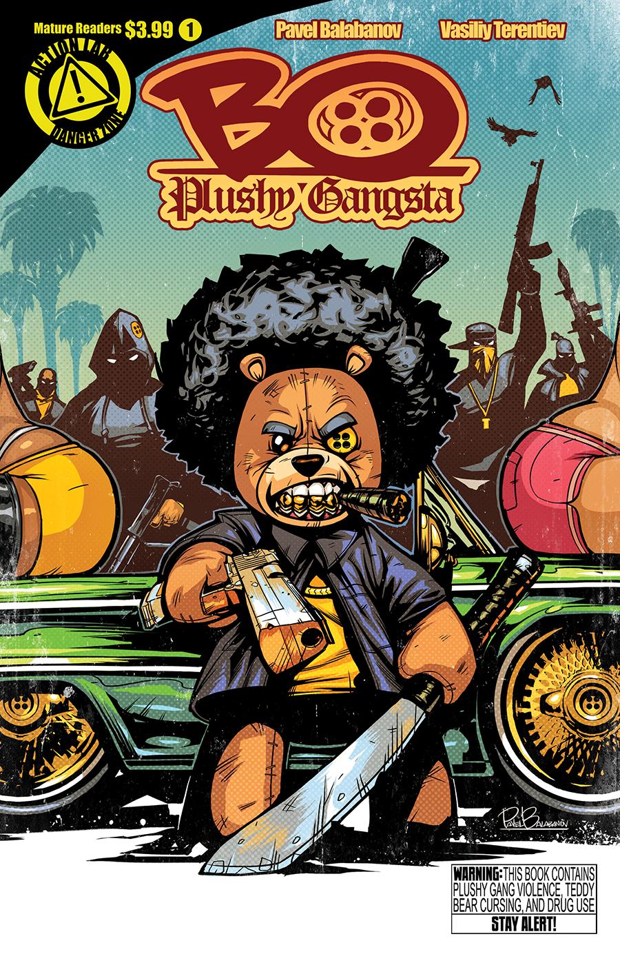 Bo, Plushy Gangsta Trailer Released Online