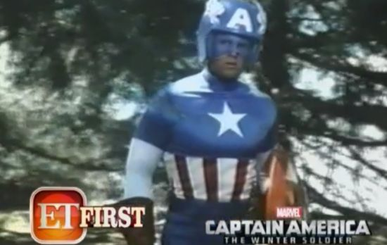 Captain America The Winter Soldier Conan Trailer