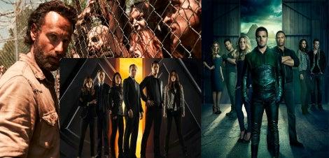 comic-book-tv-series