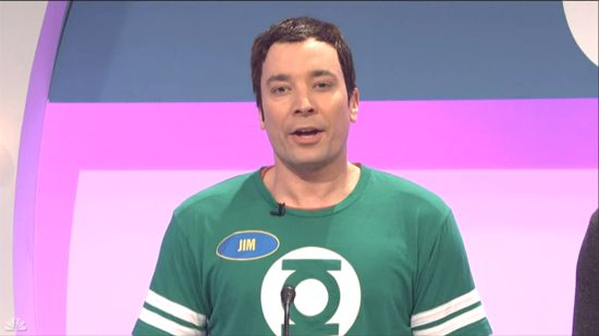 Jimmy Fallon as Jim Parsons