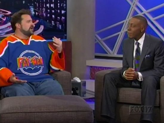 Kevin Smith Arsenio Hall Show