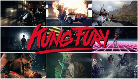 Kung Fury Trailer