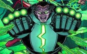 Metallo Batman Vs. Superman