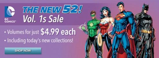 new-52-trade-paperback-sale