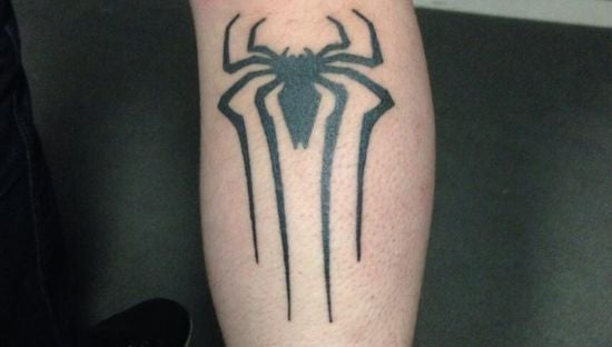 Spider-Man Tattoo