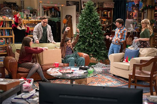 The Big Bang Theory The Cooper Extraction