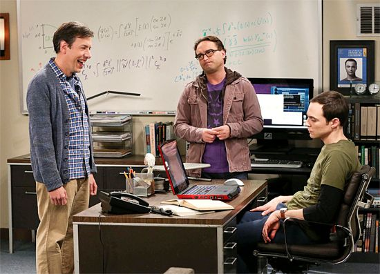 The Big Bang Theory The Discovery Dissipation