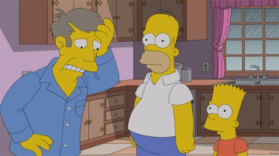 The Simpsons Yellow Subterfuge