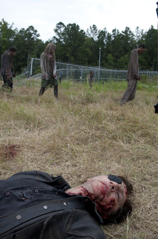 The Walking Dead The Governor Dead