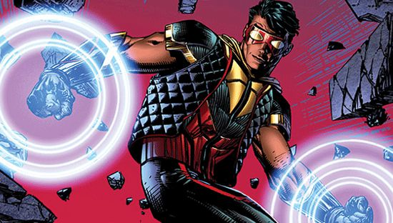 The Flash Pilot Casts Vibe