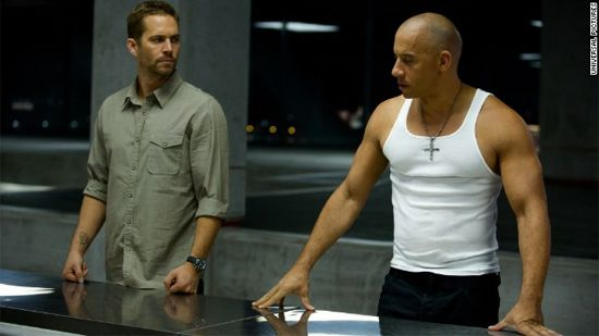 Vin Diesel & Paul Walker