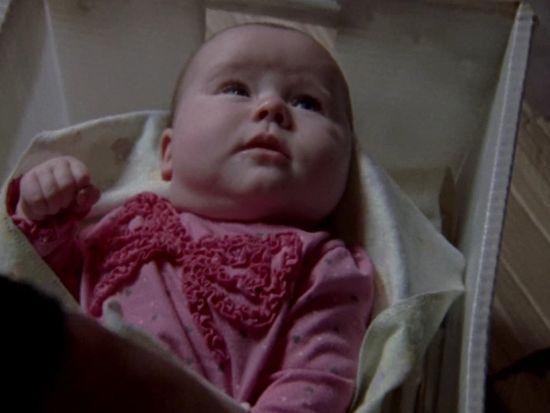 Walking Dead Baby Judith