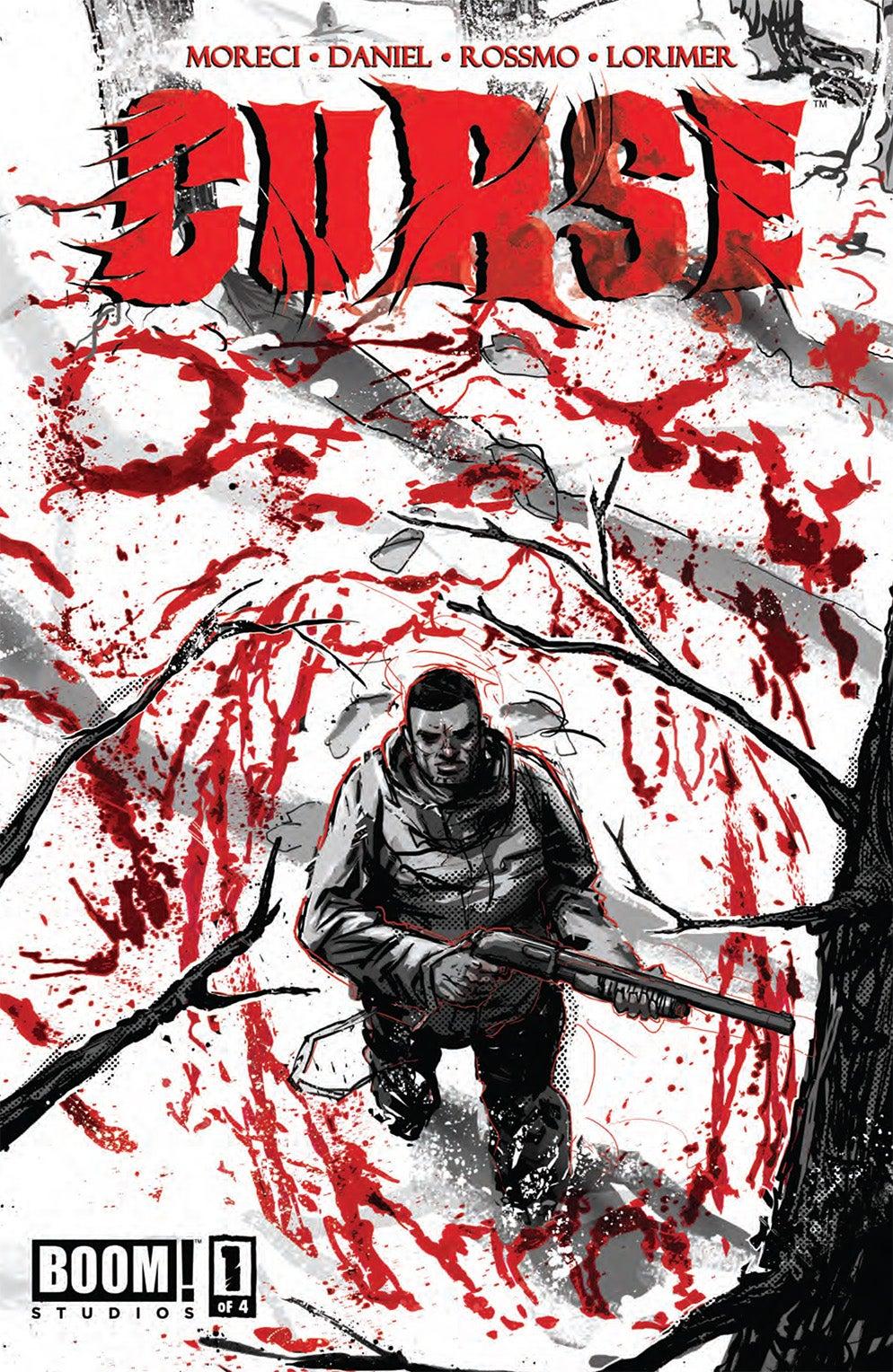 Curse 001 - Cover A