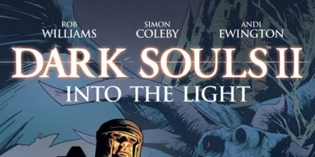 Dark Souls 2 Comic