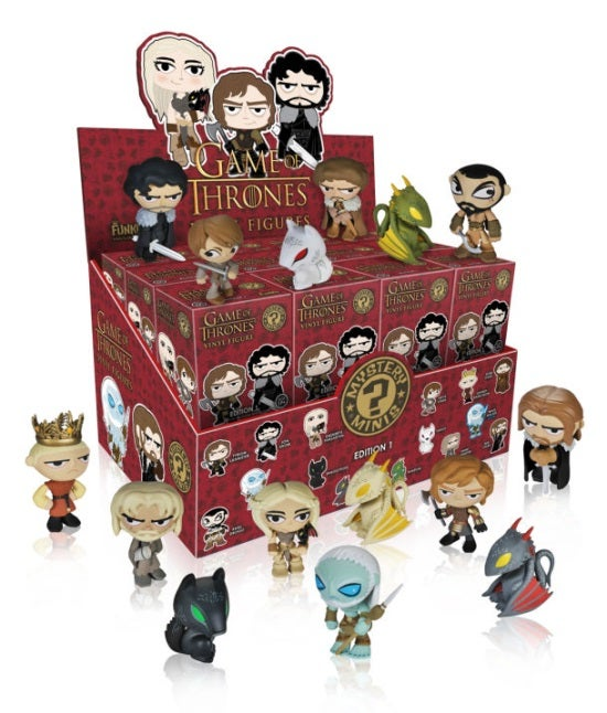 Game of Thrones Funko Box