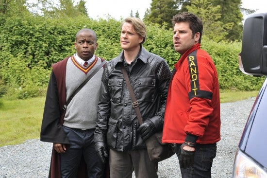 Psych Recap: Lock, Stock, Some Smoking Barrels and Burton Guster's Goblet of Fire