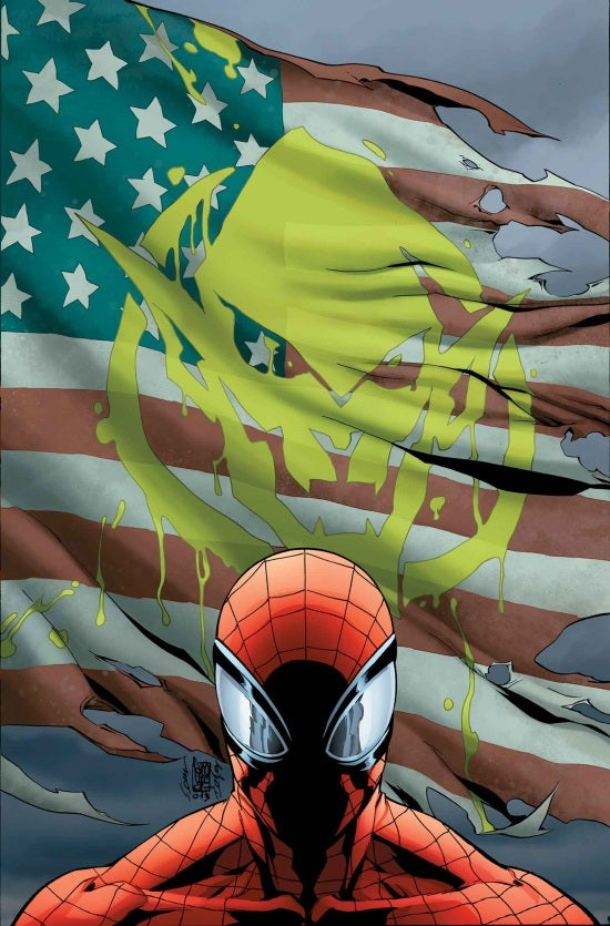 Superior Spider-Man 27.NOW Cover