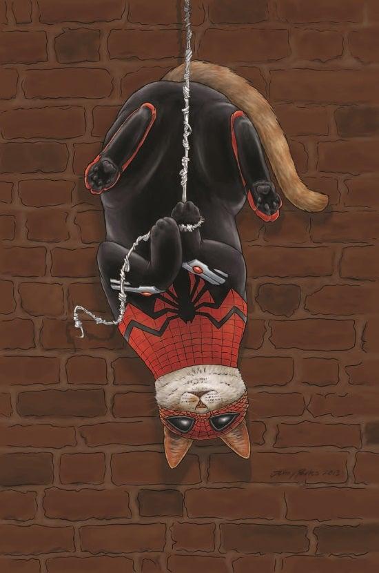 Superior Spider-Man 27.NOW Parks Animal Variant