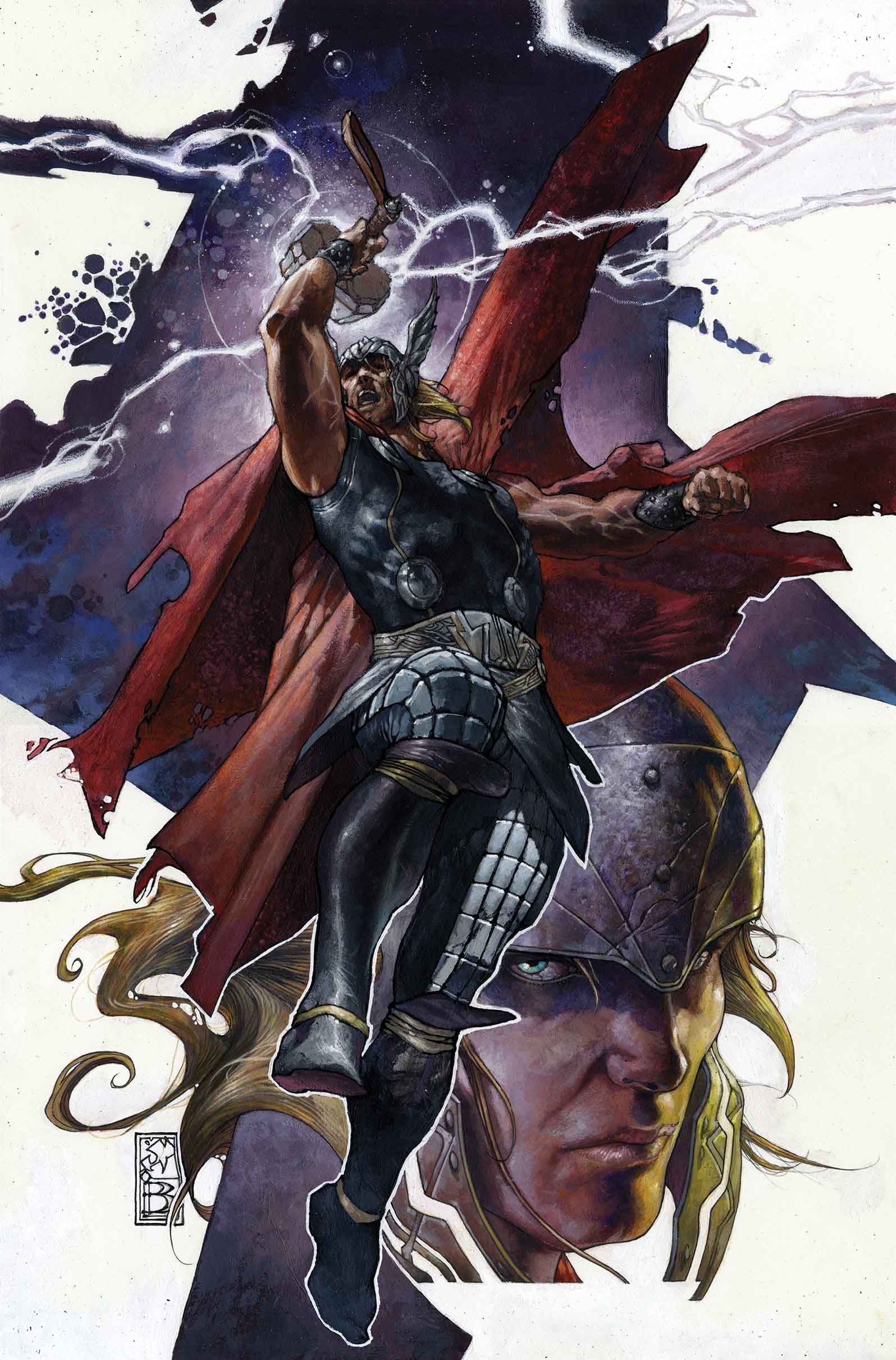Thor: God of Thunder #19.NOW Preview Kicks Off The Last ...