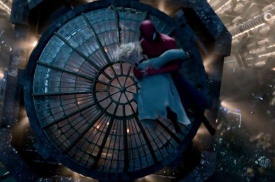 Amazing Spider-Man 2 Super Bowl Trailer Part 1