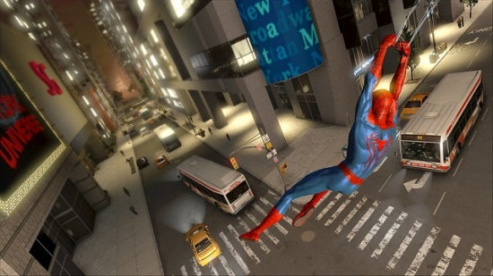 Amazing Spider-Man 2 The Game