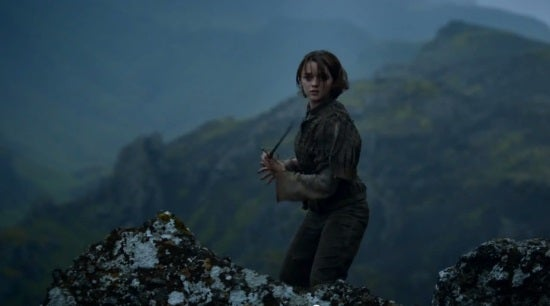 Game of Thrones Season 4 Arya