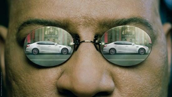 KIA's Super Bowl Commercial: Morpheus From The Matrix Returns