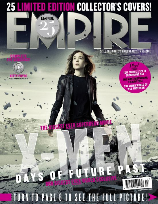 Kitty Pryde X-men Days of Future Past