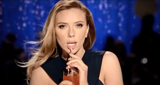 Scarlett Johannson Banned Super Bowl Ad