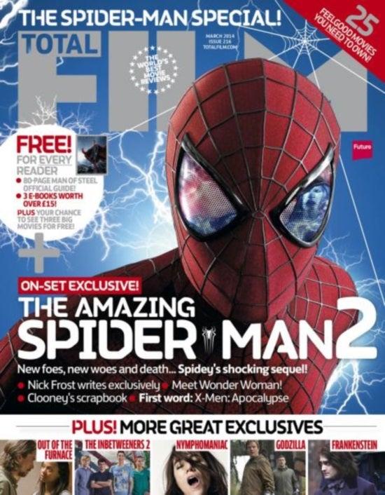 total-film-amazing-spider-man-2